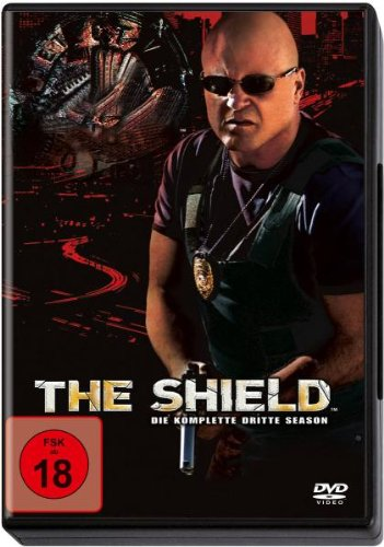 The Shield - Die komplette dritte Season [4 DVDs]