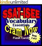 SSAT - ISEE Prep Test VOCABULARY REVI...