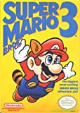 Super Mario Bros 3 - Nintendo Entertainment System - NES