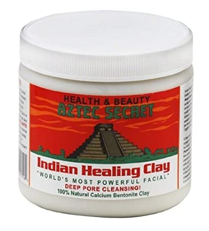 Healthier, Clearer Skin With Aztec Secret Indian Healing Clay |
