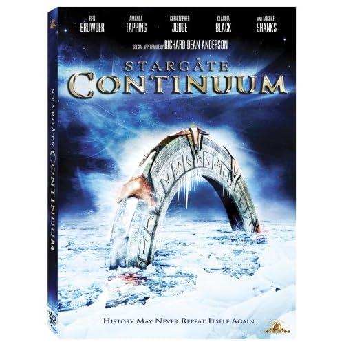 StarGate: Continuum / Звездные врата: Континуум (2008)