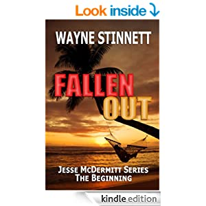 fallen out book cover