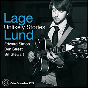 Lage Lund Unlikely Stories cover
