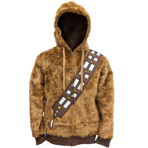 Star Wars - Boys I Am Chewie Youth Costume Zip Hoodie