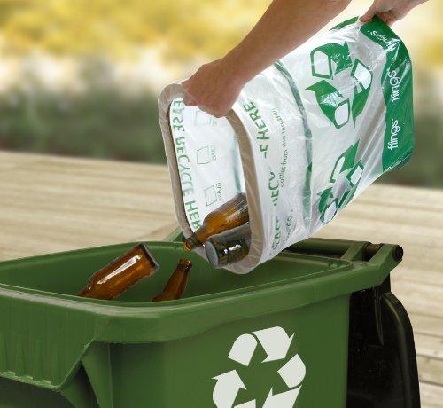 Flings Bins Recycle - Single Pack