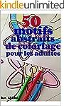 50 motifs abstraits de coloriage pour...