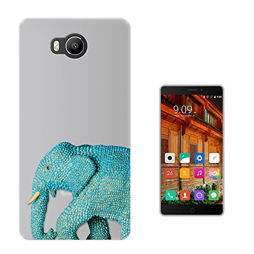 c0905-cool-wildlife-blue-indian-african-elephant-tusks-design-elephone-p9000-lite-fashion-trend-prot
