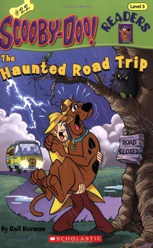 Haunted Road Trip (Scooby-Doo Reader)