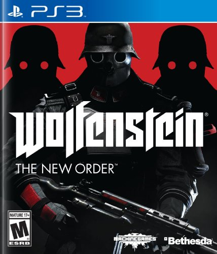 Wolfenstein: The New Order - Playstation 3 front-309801