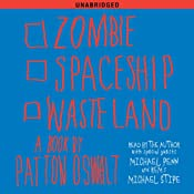 Zombie Spaceship Wasteland: A Book by Patton Oswalt | [Patton Oswalt]