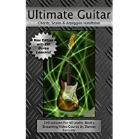 Damon Ferrantes Ultimate Guitar Chords, Scales & Arpeggios Handbook Kindle eBook for Free