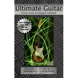 Damon Ferrantes Ultimate Guitar Chords, Scales & Arpeggios Handbook Kindle eBook for Free