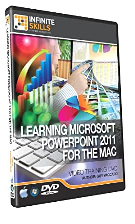 Microsoft Powerpoint 2011 for the Mac - Training DVD