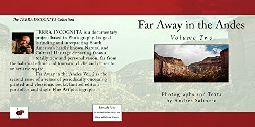 Far Away in the Andes: Volume Two (Terra Incognita Book 2) PDF