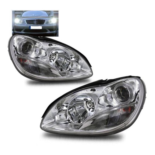 Mercedes s class headlight headlight for mercedes s class for Mercedes benz s430 headlight replacement