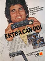Michael Landon for Kodak Tele-Ektra cameras ad 1978