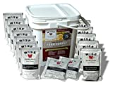Grab and Go 84 Meals Freeze Dried Survival Food