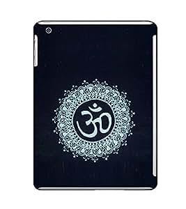 EPICCASE Om case Mobile Back Case Cover For Apple Ipad Mini 3 (Designer Case)