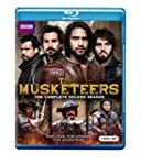 The Musketeers: Season Two [Blu-ray]
