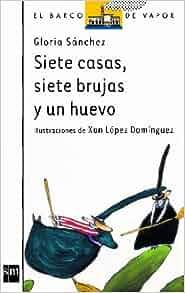 Amazon.com: Siete Casas, Siete Brujas Y Un Huevo/ Seven House, Seven