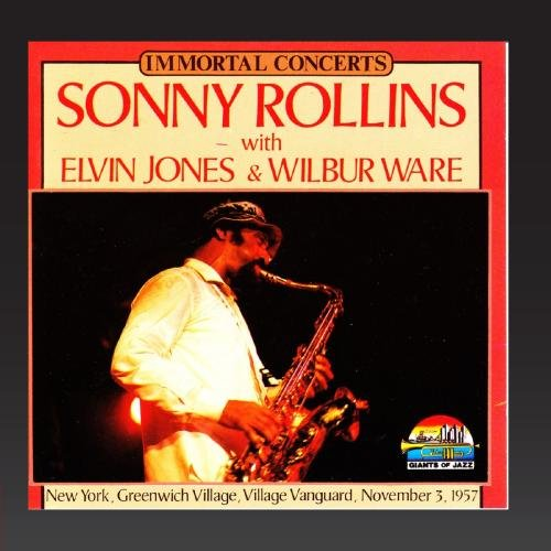 Sonny Rollins, Elvin Jones, Wilbur Ware (Giants of Jazz) by Sonny Rollins