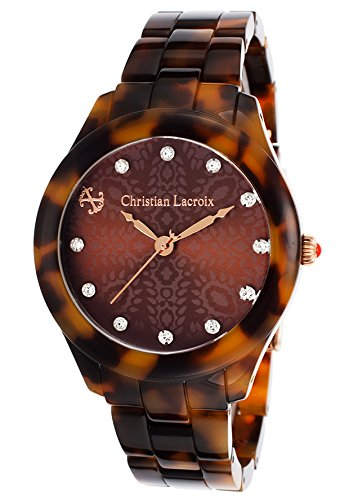 Womens Tortoise Watch