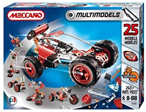 Meccano - 25 Model Set (837550)
