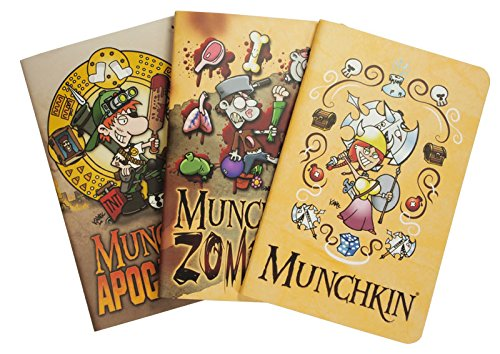Munchkin Journal Pack 2 - 1