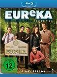 EUReKA - Season 5 [Blu-ray]