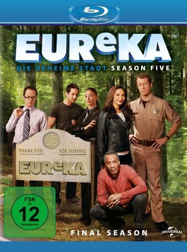 EUReKA - Season 5 [Blu-ray]
