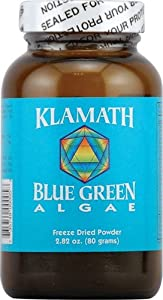 Blue Green Algae Powder Klamath Blue Green Algae 80 gram Powder