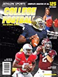 Athlon Sports 2013 College Football National Preview Magazine- Ohio State Buckeyes/Notre Dame Fighting Irish/Texas A&M Cover Amazon.com