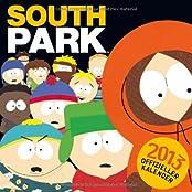 South Park Wandkalender 2013