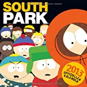 South Park Wandkalender 2013