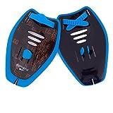 NABAIJI Hand paddles size S Blue