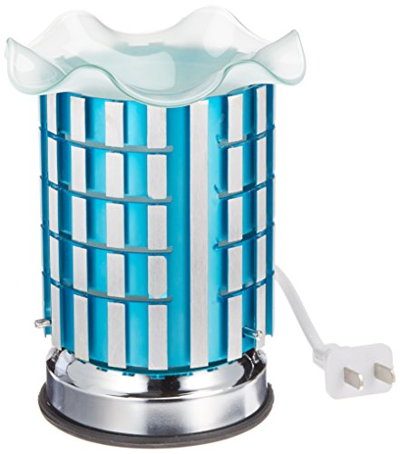 StealStreet SS-A-59639 Touch Sensitive Electric Fragrance Aroma Oil Burner, Blue (Teen Aroma compare prices)