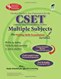 CSET: Multiple Subjects plus Writing Skills Exam: 2nd Edition (CSET Teacher Certification Test Prep) by DenBeste Ph.D., Michelle, Charney, Jean O., Jordine Ph.D., M (2008) Paperback