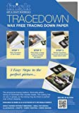 Tracedown A3 Graphite - Pack of 5 Sheets