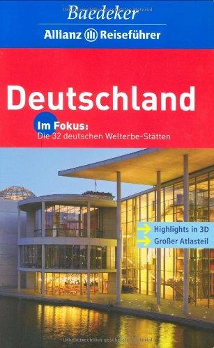 Baedeker Allianz Reiseführer Deutschland. Highlights