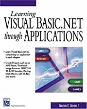 Learning Visual Basic Through Applications by Crooks Clayton