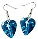 Cage The Elephant (DW) 2 X Live Performance Guitar Pick Earrings