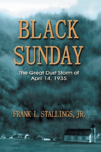 Black Sunday: The Great Dust Storm of April 14, 1935