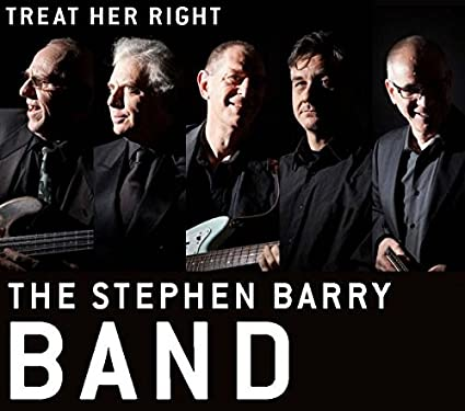 The Stephen Barry Band � Treat Her Right