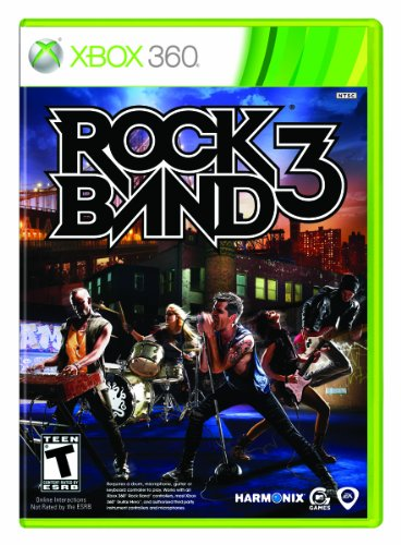 Image of Rock Band 3