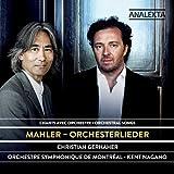 Mahler: Orchesterlieder