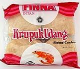 フィナ クルプックウダン400g/袋【えびせんべい、エビセンベイ】インドネシア原産業務用