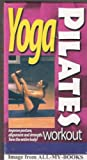 51I1cKL3QaL. SL160  UNIQUE YOGA PILATES WORKOUT : Improve Posture, Alignment and Strength? and Tone the Entire Body ! (VHS)