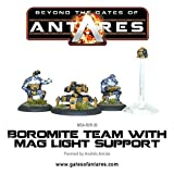 Beyond The Gates Of Antares, Boromite Team with Mag Light Support
