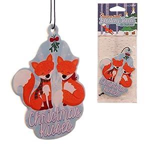 Christmas Fox Air Freshener
