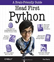 Head First Python Front Cover